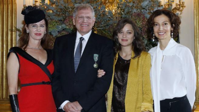 El Gobierno francés nombra Oficial de las Artes y las Letras a Robert Zemeckis