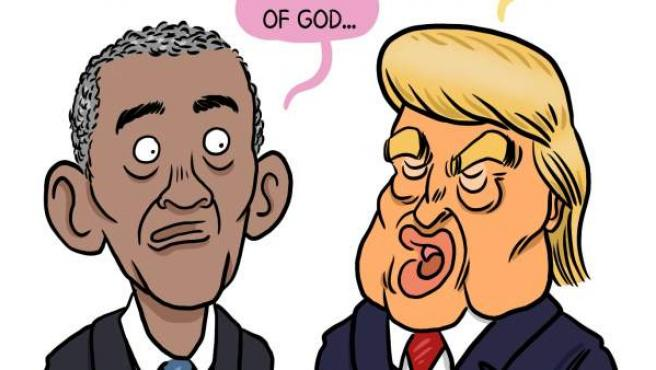 Obama se va despidiendo