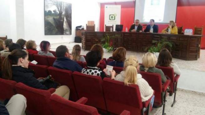 Jornada de emprendimiento de la mujer en Villatorres (Jaén)
