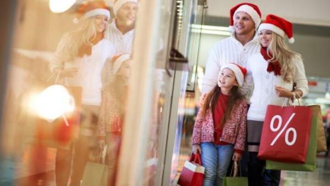 Las compras navideñas pueden dañar la espalda