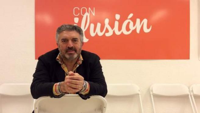 El diputado provincial de C's en Granada Francisco Rodríguez Ríos