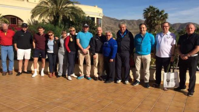 Touroperadores de golf