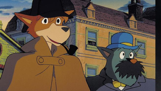 Se reedita el Sherlock Holmes de Hayao Miyazaki