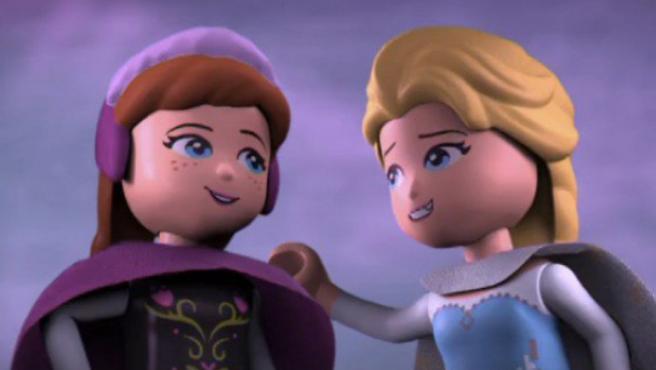 La versión Lego de 'Frozen' ya tiene trailer