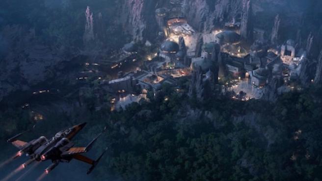Más parques temáticos: Ahora le toca el turno a 'Star Wars Land'