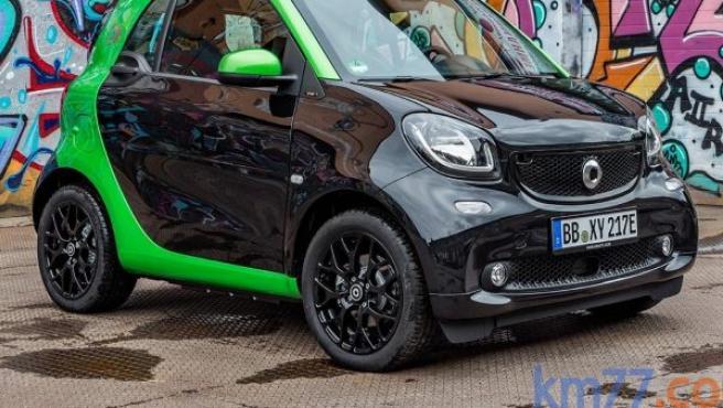 A principios de 2017, Smart comenzará a vender la versión eléctrica del fortwo, el electric drive.