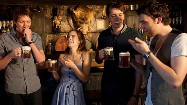 Cómo pedir cerveza de mantequilla de 'Harry Potter' en Starbucks