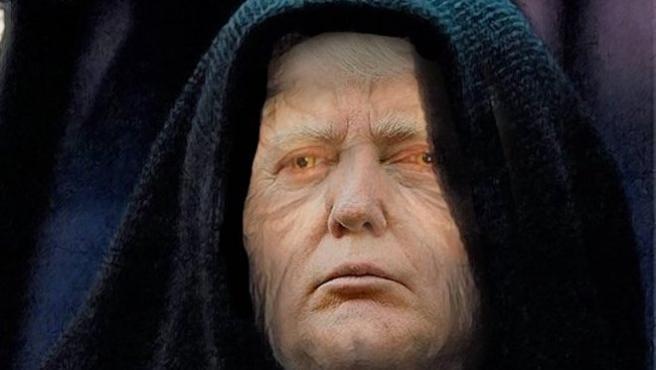 ¿Donald Trump, o Palpatine? Los guionistas de 'Rogue One' se meten en política