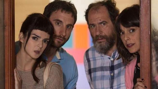 """Fotograma de la película """"Ocho apellidos catalanes""""."""