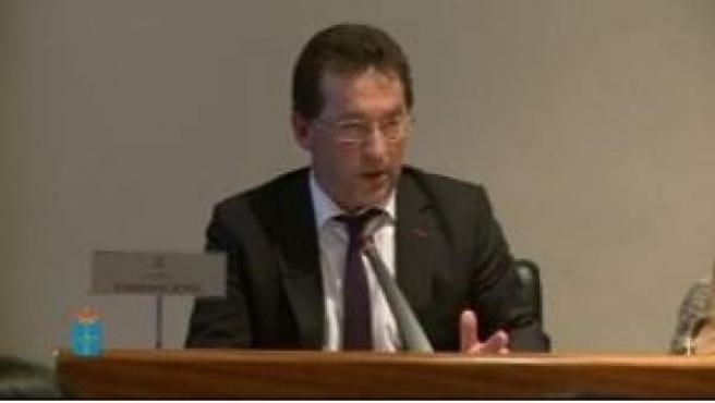 Genaro Alonso comparece ante la Comisión de Educación.