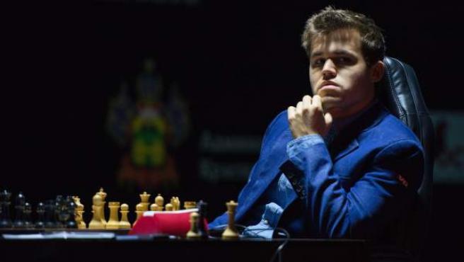 El gran maestro noruego Magnus Carlsen, en una imagen de archivo.
