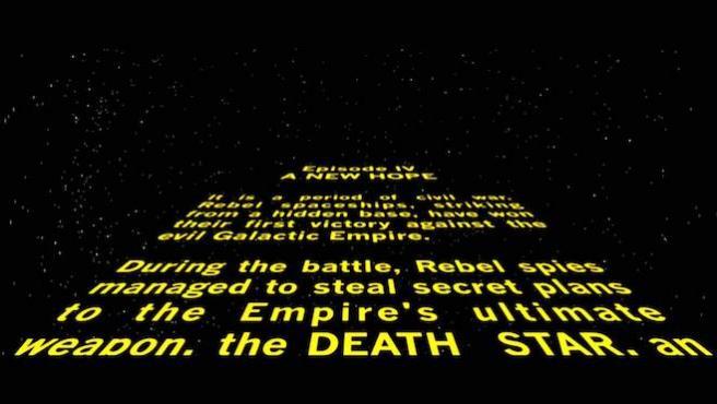 Así será la intro de 'Rogue One: Una historia de Star Wars'