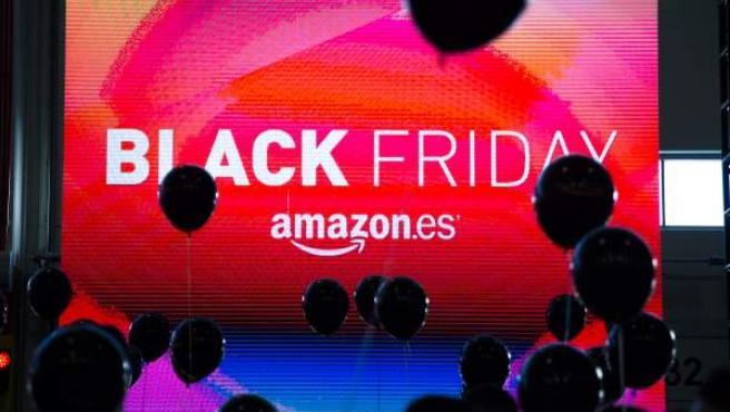 Black Friday en Amazon.