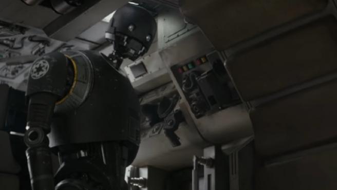 Disney lanza 'Trust', el nuevo trailer de 'Rogue One'