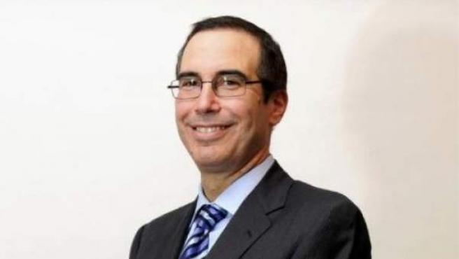 Steven Mnuchin, elegido por Trump como secretario del Tesoro.