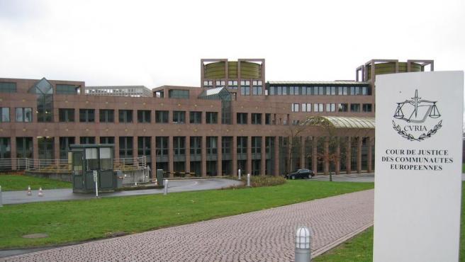 Sede del Tribunal de Justicia de la Unión Europea, en Luxemburgo.