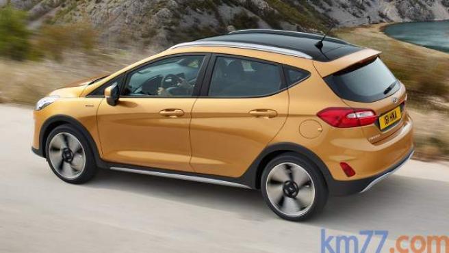 Influencia Privilegiado Romance  El nuevo Ford Fiesta estará a la venta entre junio y julio de 2017