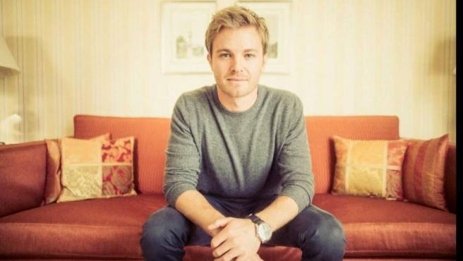 Fotografía difundida por Nico Rosberg junto al comunicado de su retirada.