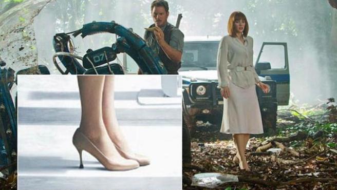 'Jurassic World 2' se quita los tacones (y ficha a un nuevo actor)