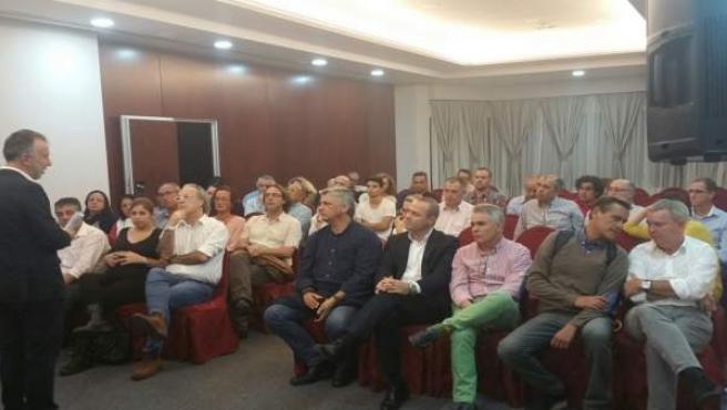Reunión del PSOE de Gran Canaria
