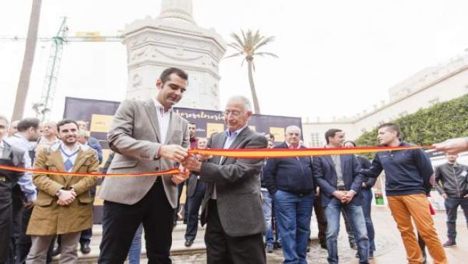 Inauguración de la feria Sabores de Almería