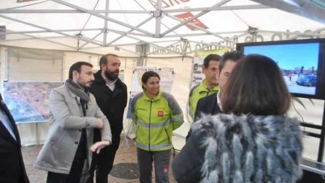 Jornada con voluntarios de Protección Civil en San Fernando (Cádiz)