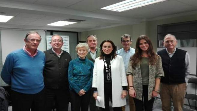 FFB en una reunión en Madrid