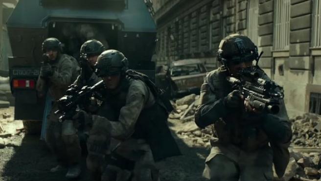 Trailer de 'Spectral': Netflix caza fantasmas a cañonazos