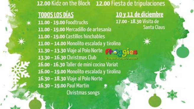 Fiesta navideña de Club de Mar Mallorca
