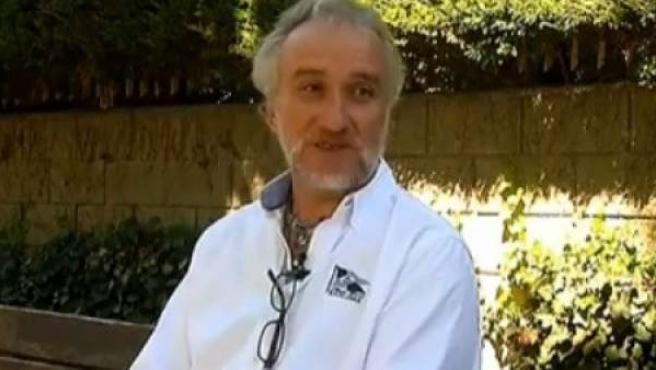 Fernando Blanco, padre de Nadia.
