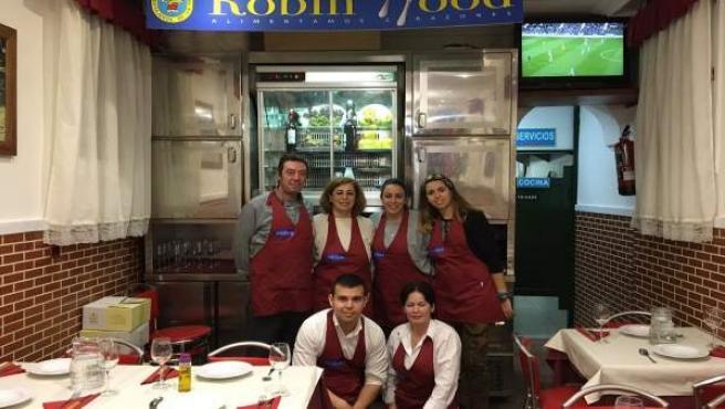 Restaurante Robin Hood del padre Ángel