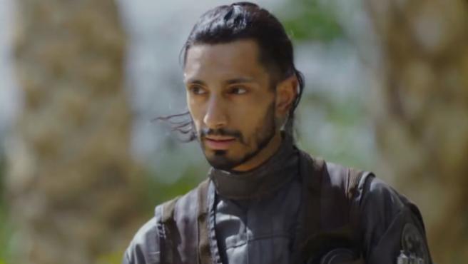 Riz Ahmed (Bodhi Rook) niega que 'Rogue One' tenga un mensaje contra Donald Trump