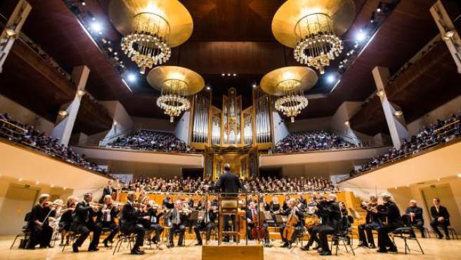 El concierto participativo de 2015 en el Auditorio Nacional de Madrid