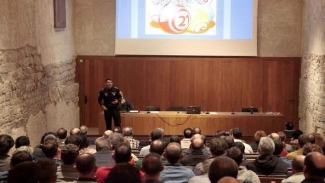 Jornada formativa sobre mediación dirigida a policías municipales