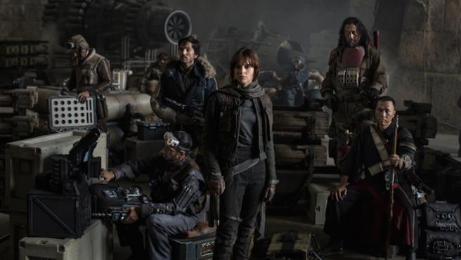 """Primeras reacciones a 'Rogue One': """"Mejor que 'El despertar de la fuerza"""""""