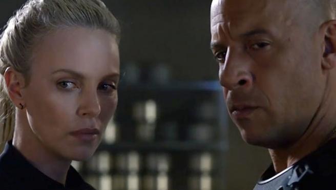 Primer tráiler de 'Fast and Furious 8': Vin Diesel conduce por libre