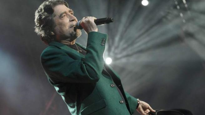 Joaquin sabina, en una imagen de archivo.