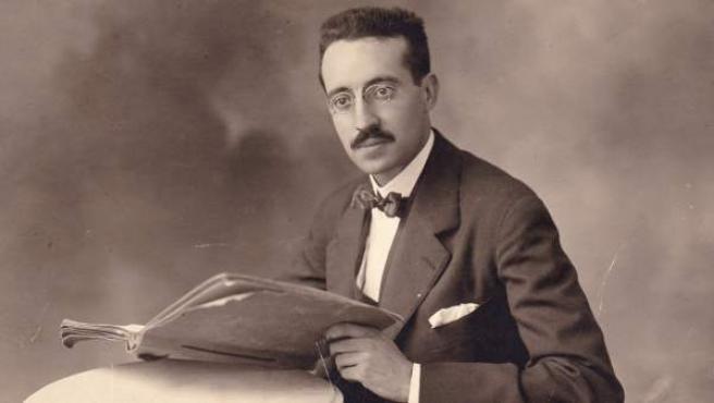 El doctor Peset Aleixandre, en una fotografía del archivo familiar.