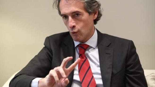 Iñigo de la Serna, actual ministro de Fomento.