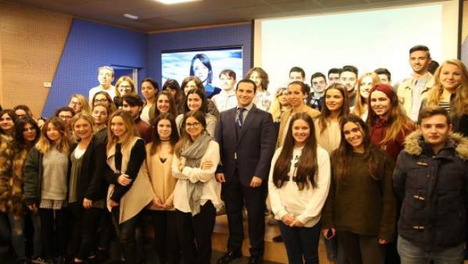 Recruiting Erasmus en Cesine
