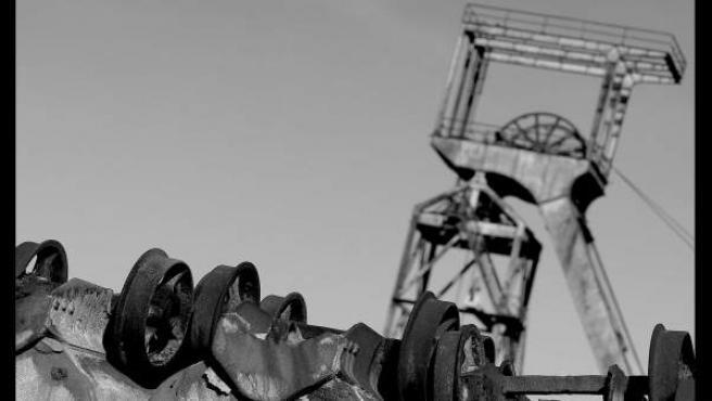 Mina la Camocha, carbón, minería