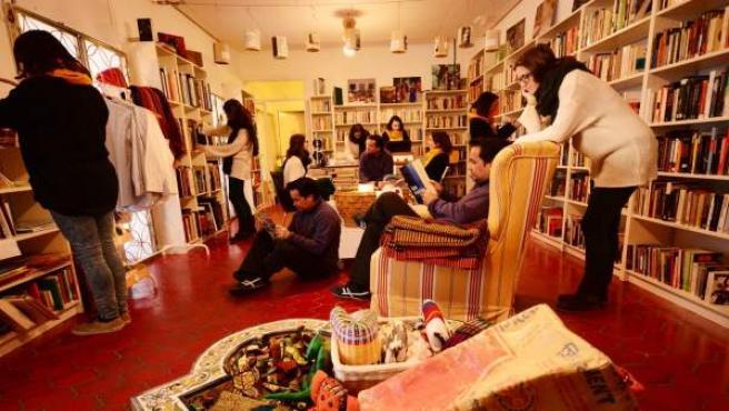 La librería solidaria AIDA Books&More