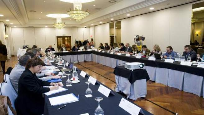 Reunión del Foro para la Modernicación de Cantabria