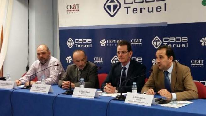 El IAF impulsa la formación del tejido empresarial de Teruel