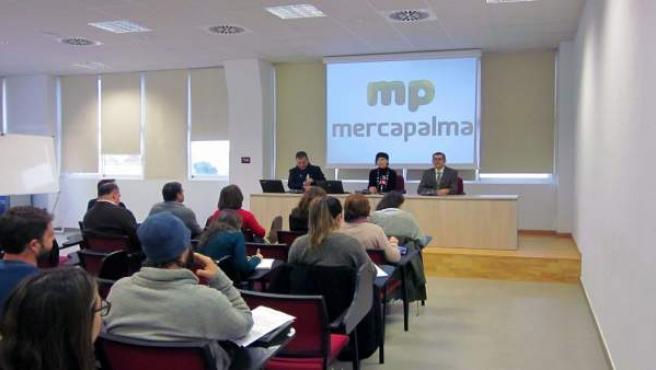 Jornada Mercapalma de Transferencia e Innovación