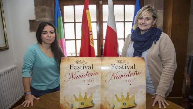 La alcaldesa y la concejala de Cultura presentan la programación de Navidad