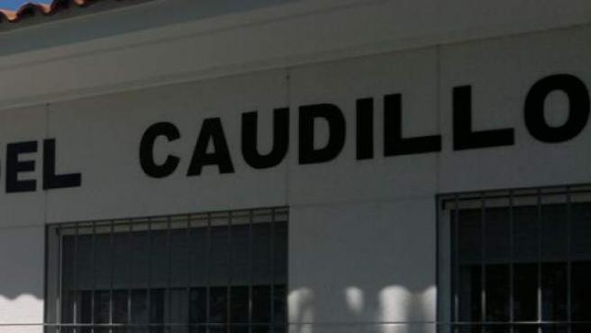 Imagen del centro de día del municipio Guadiana del Caudillo, en Badajoz.