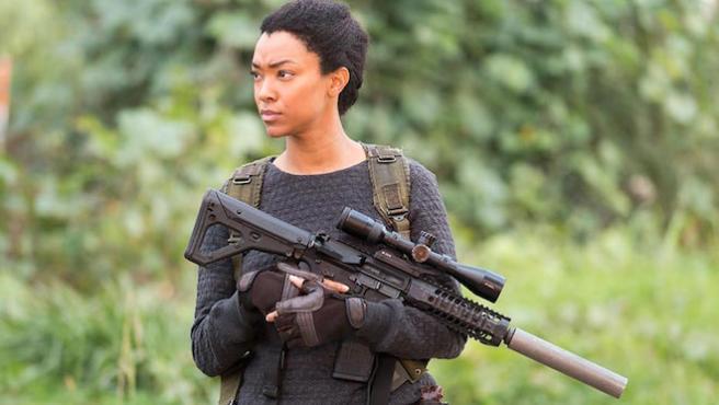 'Star Trek: Discovery' ficha a Sonequa Martin-Green ('The Walking Dead')