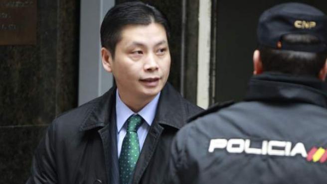 El supuesto líder de la trama china de blanqueo de capitales, Gao Ping.