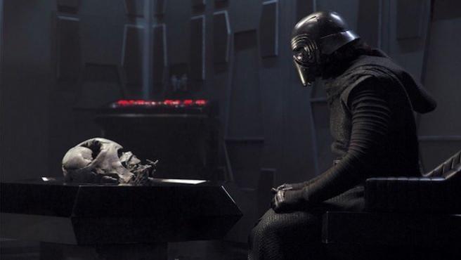 ¿Cuando aparecerá el tráiler de 'Star Wars: Episodio VIII'?